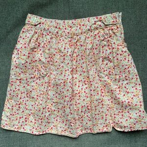 Lands End Girls skirt size 7
